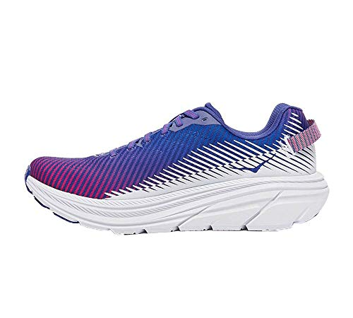 Hoka One Women's Rincon 2 Clematis Blue/Arctic Ice Sneakers, 7 M US
