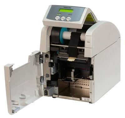 B-SA4TP-TS12-QM-R TOSHIBA Thermo Etikettendrucker USB + LAN + Parallel