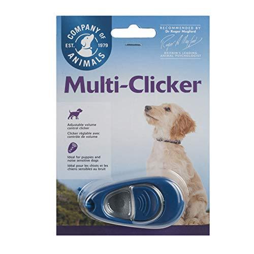 Company of Animals Clix Clicker de Dressage pour Chiot/Chien