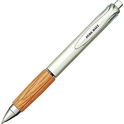三菱鉛筆ゲルボールペンピュアモルト0.5UMN515.70ナチュラル
