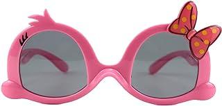 Askaypi - Gafas de sol polarizadas para niños Gafas de sol Marco de gafas de niño anti-plegable de goma suave