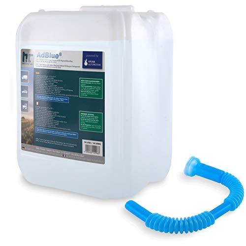 AdBlue® 2 x 10 L - Auto Harnstofflösung von Kruse Automotive verringert Emissionen von Stickstoffoxiden um 90{8330bea3203542e94b0037e8aab4daa9fedca35b3efa082a681d1c4bd179bce5} bei SCR-Systemen - Höfer Chemie
