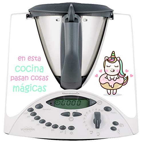 THERMODERNIZATE- Vinilos Thermomix TM31 Unicornio