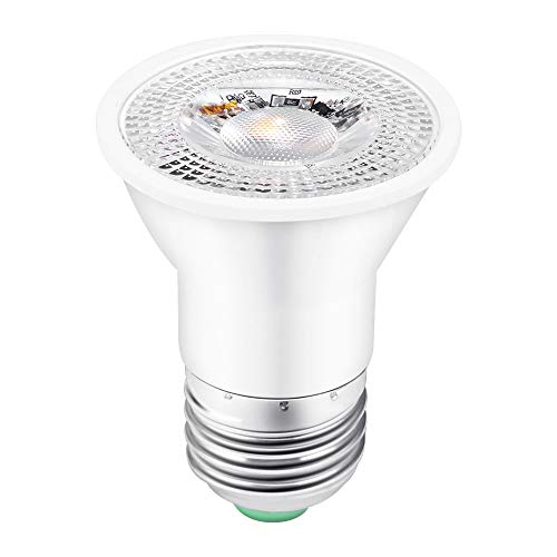 UV Desinfektion Lampe GU10, SUNJULY 5W Desinfektionslicht, UVC-Lampe mit Fernbedienung, Warmes Licht
