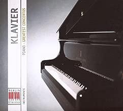 Mozart/Beethoven/Tchaikovski : Greatest Piano Concertos