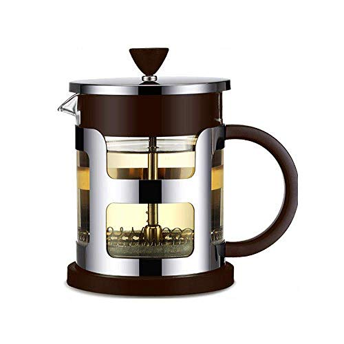 Buy Discount Stainless Steel Portable French Press Coffee Pot Tea Maker Machine Moka With Strainer F...