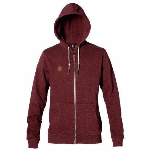 O'Neill Herren Sweatshirt LM O'Riginals Sawtooth, Cape red, M, 251446
