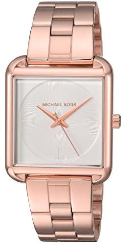 Michael Kors Women's Lake Rose Gold-Tone Watch MK3645