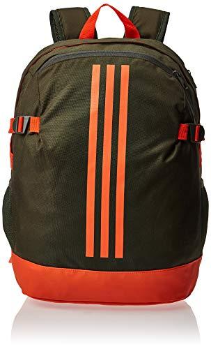 adidas Power IV Rucksack M 44 cm brown orange