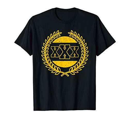 laurel crew straight edge t-shirt