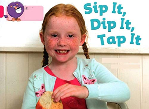 sip it,dip it,tap it: children's books ages 1-3 (English Edition)