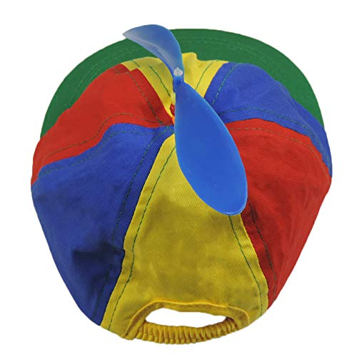 Armycrew Cotton Childs Multi-Color Propeller Helicopter Unstructured Baseball Cap