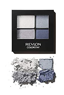 Revlon ColorStay 16 Hour Eyeshadow Quad with Dual-Ended Applicator Brush, Longwear, Intense Color Smooth Eye Makeup for Day & Night, Passionate (528), 0.16 oz (B0105Z23J0)   Amazon price tracker / tracking, Amazon price history charts, Amazon price watches, Amazon price drop alerts