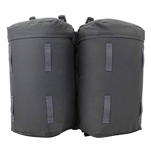 KARRIMOR PLCE Sabre Side Pockets (per Paar) Grau, Grau