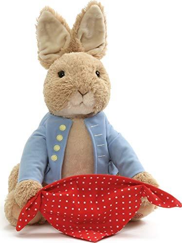 GUND Peter Rabbit Peek-A-Boo Plush …