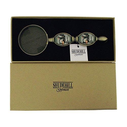 JD (MG 3) - Lupa de cristal en caja de presentación