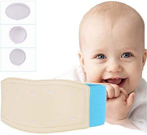 QMZDXH Nabelbruch Gürtel Baby, Nabelbruch Gürtel Nabelbinde, Bauchband Infant Bauchbinde für Baby Hernia Support Truss Kinder Nabel Neugeborenen Baby Supplies