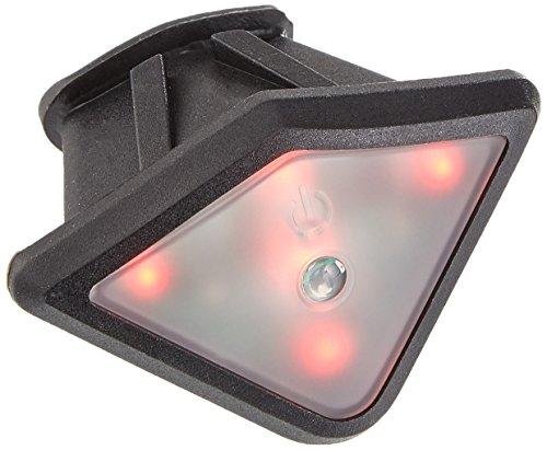 Alpina Unisex– Erwachsene Helmlicht Plug In Light Fahrradhelmzubehör, transparent, One Size