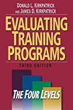 Evaluating Training Programs: The Four Levels (3rd Edition)