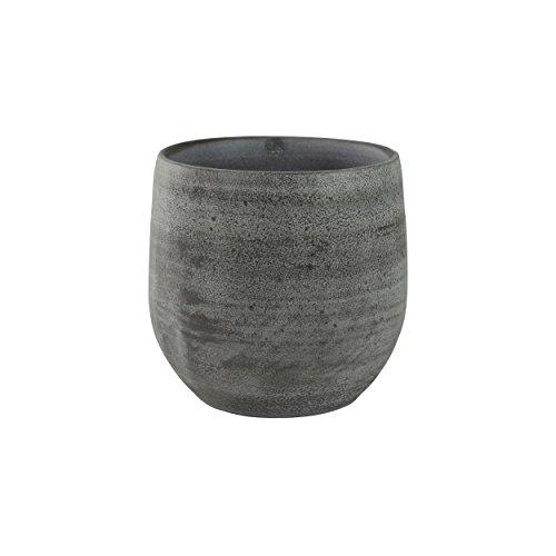 Pot de fleurs Esra - Diamètre : 20 cm - Pour plantes d'intérieur - Moderne