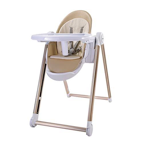 Jiamuxiangsi- Booster Seat Baby Eetstoel Kinderstoel Multi-functie Inklapbare Draagbare Eetstoel Baby Eten Tafel En Stoelen -babystoel