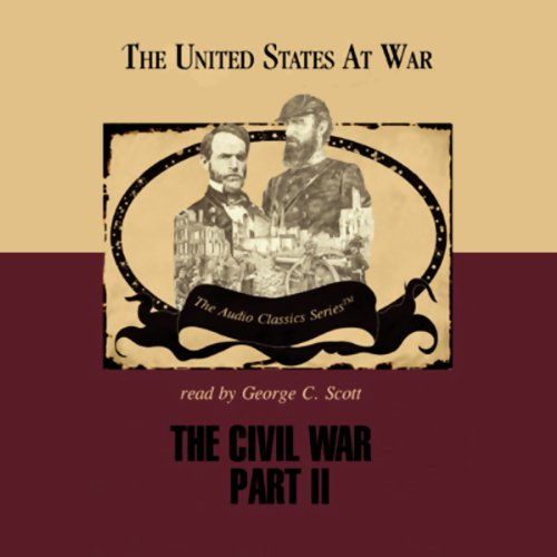 The Civil War Part 2 audiobook cover art