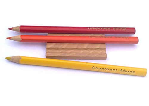 Amazing Child 5 x Holder for 3 Pencils