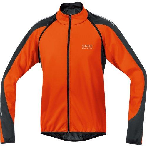 Gore Bike Wear Phantom 2,0Windstopper Soft Shell Herren Jacke Größe M, Mehrfarbig