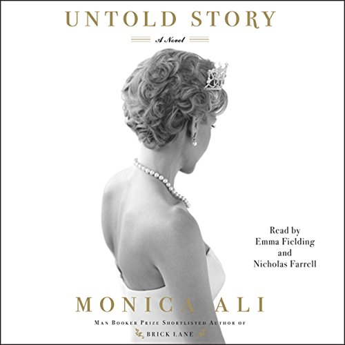 Untold Story audiobook cover art