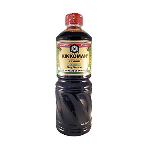 KIKKOMAN Tamari Gluten Free Soy Sauce 1000 ml