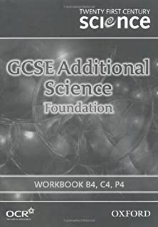 Foundation Level Workbook (B4, C4, P4)
