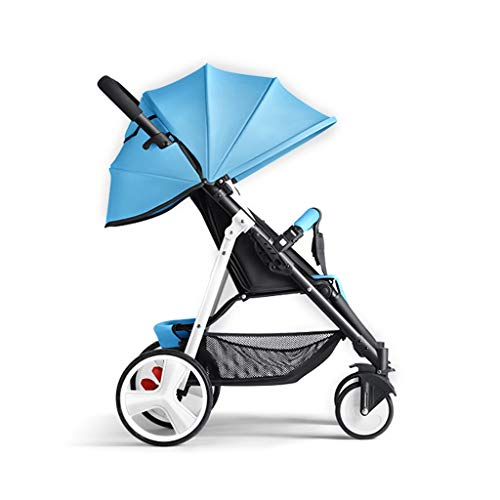 WWWANG Plegable Silla de paseo desde el nacimiento hasta 25 kg, de...