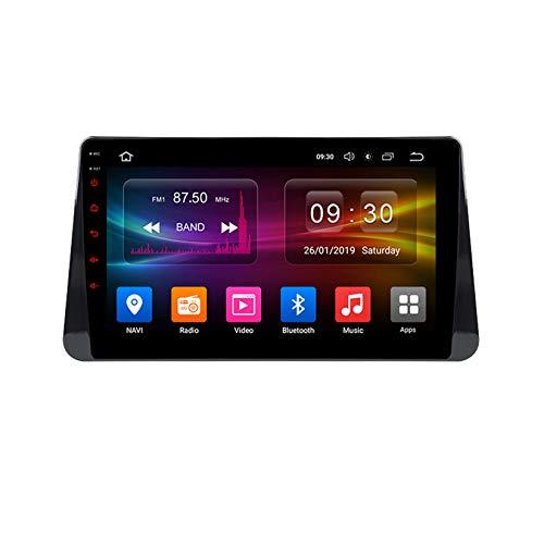 TypeBuilt Android Car Stereo Radio De Coche 9 Pulgadas Unidad Principal Reproductor Multimedia Receptor De Video Carplay para Nissan Kicks 2016-2018 Autoradio Mit Navi,Px5