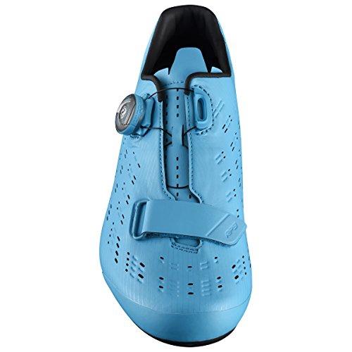 SHIMANO SHIMANO shrp9pc440sb00Herren Sneaker Radfahren, 44, Blau,