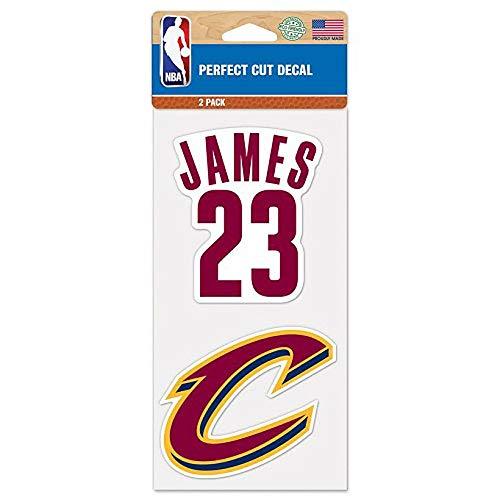 Cleveland Cavaliers Lebron James NBA - Adesivo