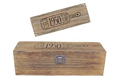 70th cumpleaños, 1947Vintage caja, 70th cumpleaños