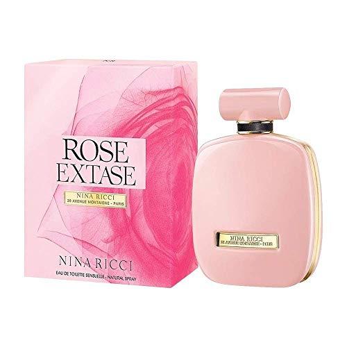 Nina Ricci Rose Extase Eau de Toilette 50ml