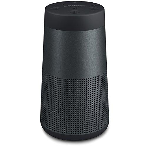 Bose SoundLink Revolve Bluetooth-Lautsprecher, dreifach schwarz