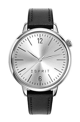 Esprit Damen Analog Quarz Uhr mit Leder Armband ES906562003