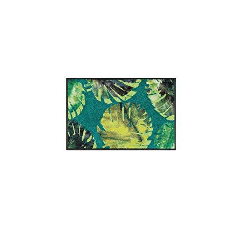 Wash+Dry 19988 Tapis, Vert, 50 x 75 cm