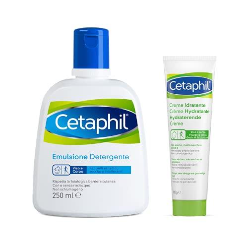 Crema Idratante 100g + Detergente 250 ml