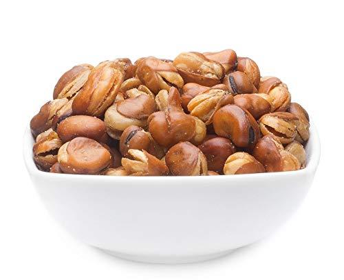 3 x 350g Snack aus Saubohnen geröstet gesalzen würzig 22% Protein fettarm vegetarisch vegan laktosefrei glutenfrei