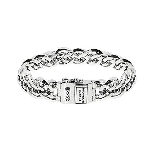 Buddha to Buddha Damen-Armband 925er Silber 19 Silber 32006005