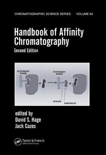 Hage, D: Handbook of Affinity Chromatography (Chromatographic Science, Band 92)