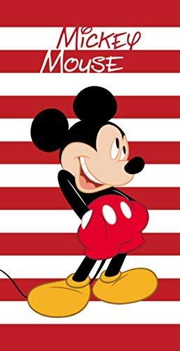 Mickey Mouse Toalla Microfibra 70x140 cm