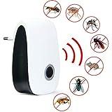 Ultraschall Schädlingsbekämpfer - elektronische Schädlingsabwehr Plug in Indoor Schädlingsbekämpfung Repel Fly, Spider, Mäuse