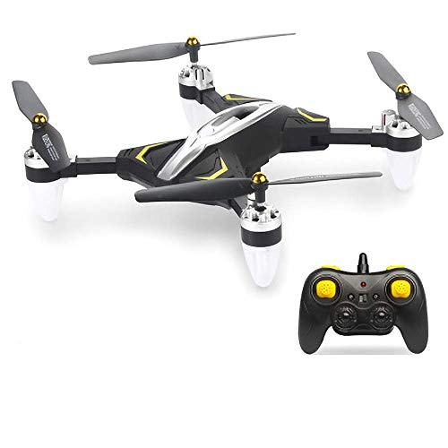 ZHCJH WiFi FPV 720P HD Camera, Best Drone for Beginners with Altitude Hold, Voice Control, G-Sensor, Trajectory Flight, 3D Flips, Headless Mode, One Key Operation, Portable Folding Body