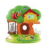 Chicco - La Casa del Conejo, Juego electrónico, Playset, Edad 1 – 4 años.