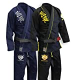 Best Bjj Gis - SHOGUN Fight Jiu Jitsu Gi Ultra Light 'Kanji Review