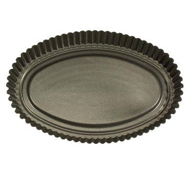 Vespa Art. 50 - Forme tarte ovale avec fond surélevé anti-adhésif